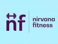 Nirvana Fitness Full Logo Narrow