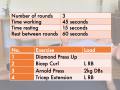 Arm Toning Example
