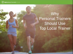 Personal Trainer In London, UK
