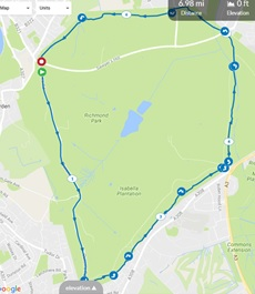 richmond park loop